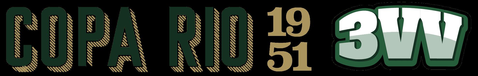 Copa Rio 1951 3VV